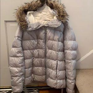 Eddie Bauer 550 Fill Down Coat - Women's Large